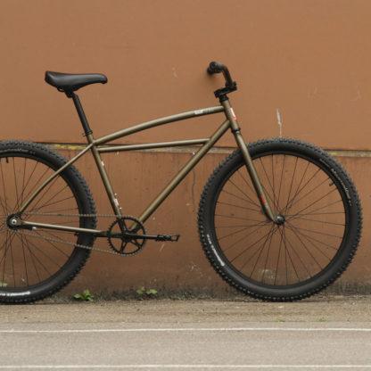 Leafcycles Klunker Bicycle phosphated Startbild