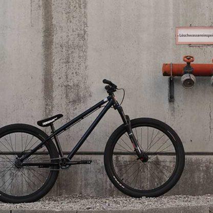 Leafcycles Ruler Dirt Jumping Bike schwarz